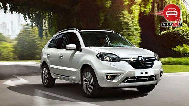 New Renault Koleos 4 Wheel Drive At Dieselprice In India Review