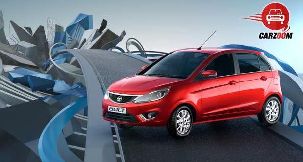 Auto Expo 2014 Tata Bolt Exteriors Overall