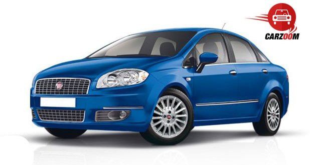 Fiat Linea Classic Exteriors Overall