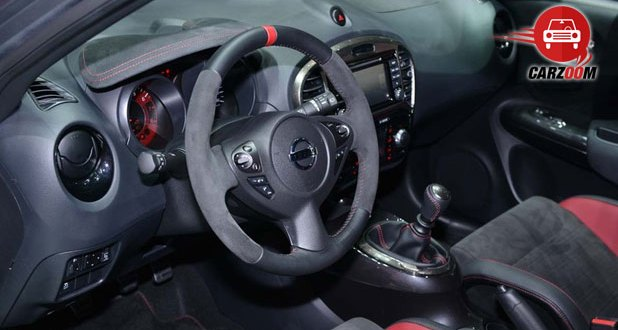Geneva International Motor Show 2014 - NISSAN Juke NISMO RS Interiors Dashboard