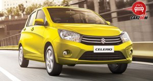 Maruti Suzuki Celerio - Price, Specifications and Features
