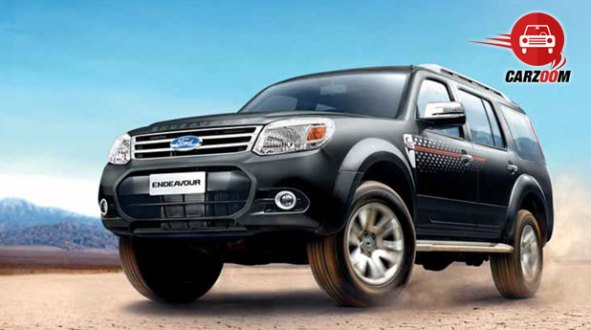 2014 Ford Endeavour Photos, Images, Pictures, HD Wallpapers  Carzoom.in