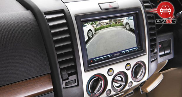 2014 Ford Endeavour Interiors Rear Parking Camera