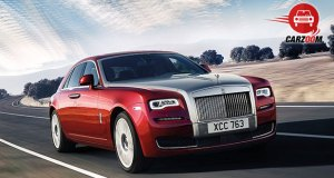 News on launch of Rolls-Royce Ghost Series II – Price, Specification and Feature