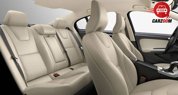 Volvo S60 Interiors Seats