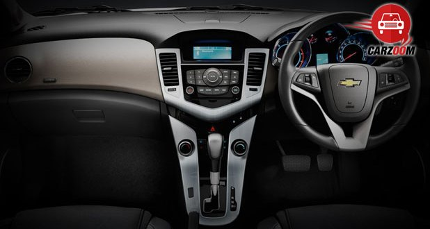 Chevrolet Cruze Interiors Dashboard