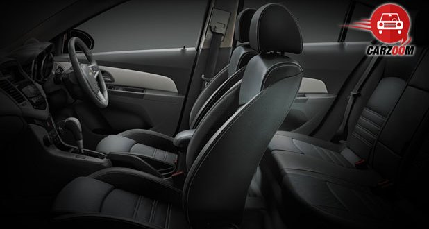 Chevrolet Cruze Interiors Seats