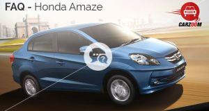 Honda Amaze FAQ