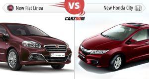New Fiat Linea vs New Honda City
