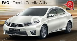 new corolla altis on road price grand avanza 2016 toyota user questions and expert answers s asked