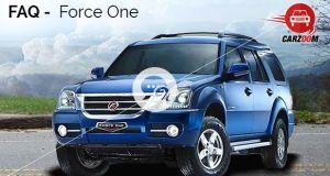 Faq Force One