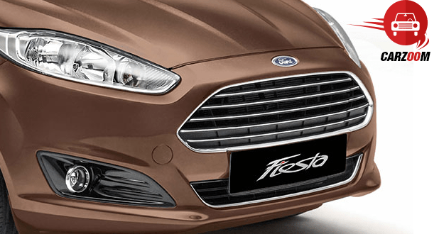 Ford Fiesta Bold New Grille