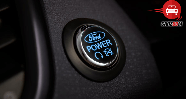 Ford Fiesta Keyless Entry and Push Button Start