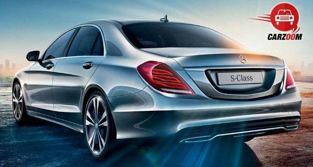 Mercedes Benz Exteriors Rear View