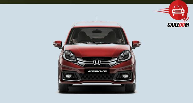 Honda Mobilio SR
