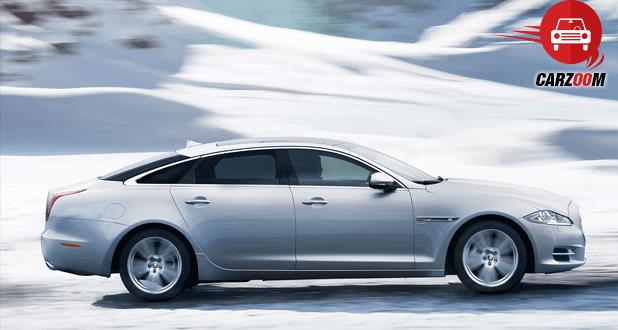 Jaguar XJ Exteriors Sideview
