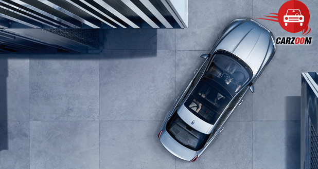 Jaguar XJ Exteriors Top View