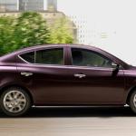 Nissan Sunny Facelift