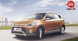 Hyundai i20 Active Exteriors Overall
