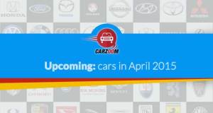 Upcoming-cars in April 2015