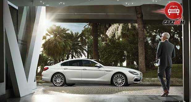 BMW 6 series Gran Coupe Exteriors Side