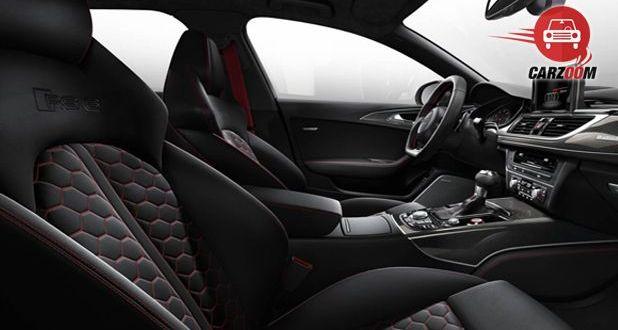 Audi RS 6 Avant Interior Dashboard