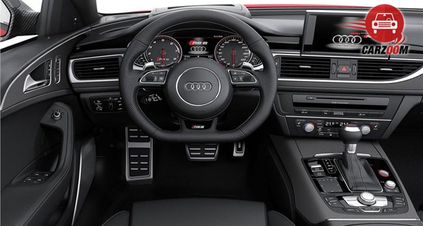 Audi RS 6 Avant Interiors