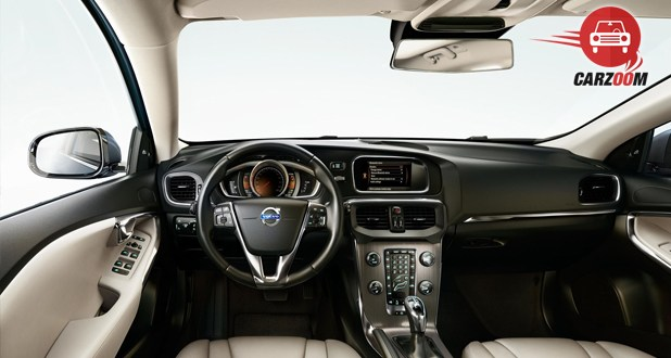 Volvo V40 Interior Dashboard