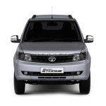 Tata Safari Storme facelift - Front View