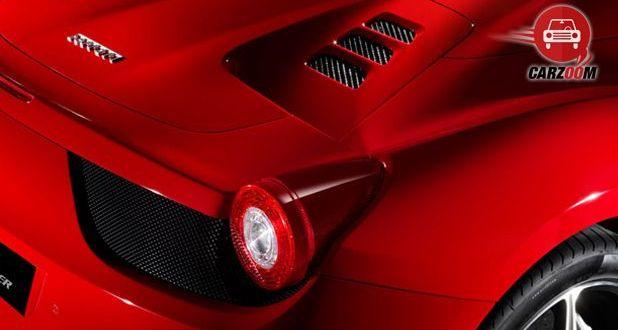 Ferrari 458 Spider Exterior Tail Light