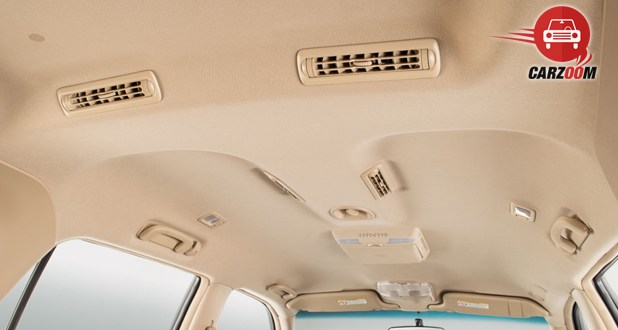 Isuzu MU 7 AT Premium Interior Upholstrey