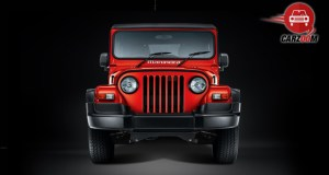 Mahindra Thar CRDe Exterior Front View