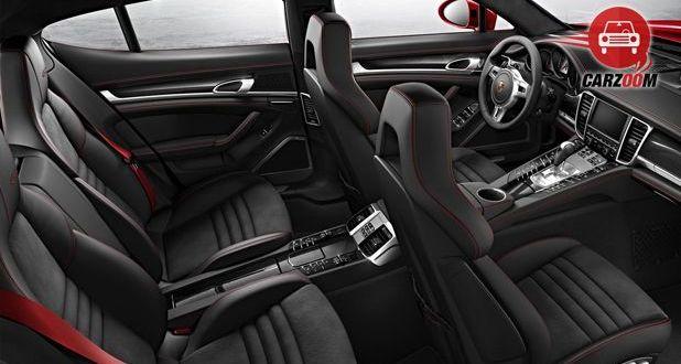 Porsche Panamera Interior Seats