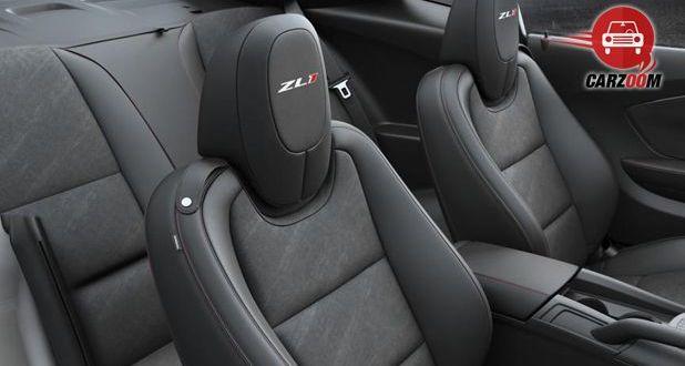 Chevrolet Camaro ZL 1 Interior Seat View