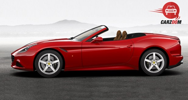Ferrari California T Exterior Side View
