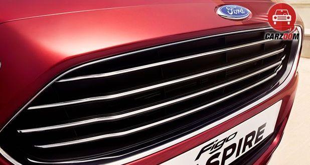 Ford Figo Aspire Front Bumper View