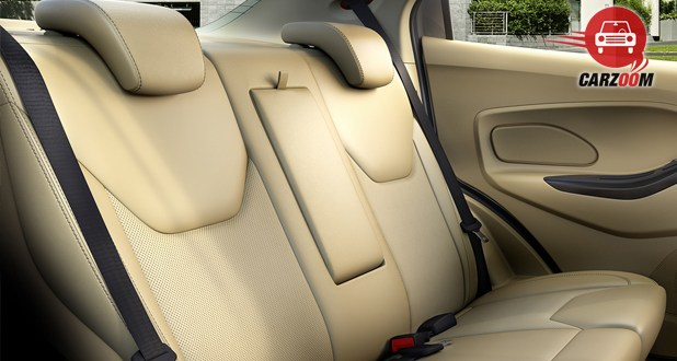 Ford Figo Aspire Interior Seat View