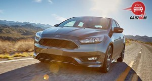Ford Focus Exterior Front View