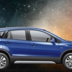 Maruti Suzuki S Cross Exterior Side View