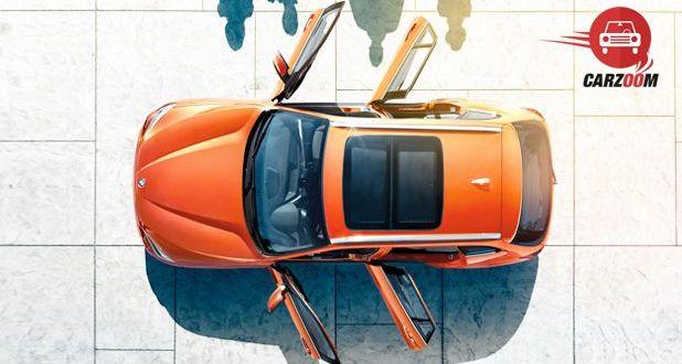 BMW X1 sDrive 20d M Sport Top View
