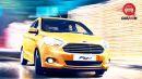 Ford Figo Exterior Front View