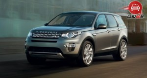 Land Rover Range Rover Discovery Sport
