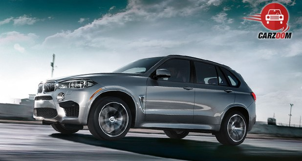 BMW X5 M Exterior Side View