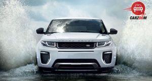 Land Rover Range Rover Evoque Facelift Front View