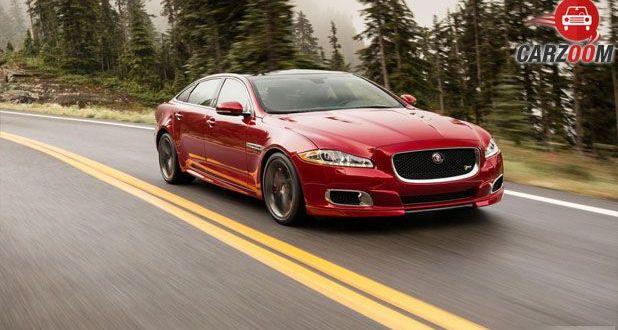 Jaguar XJ Facelift View