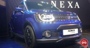 Auto Expo 2016: Maruti Suzuki Ignis