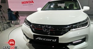 Honda Accord Hybrid Front