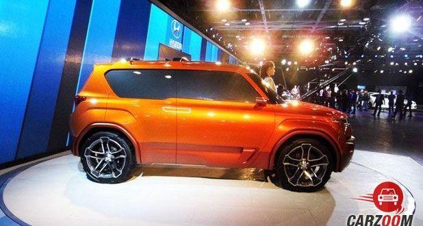 Hyundai Carleno Side View