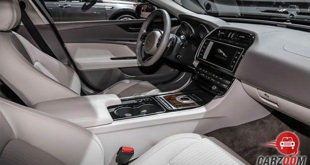 Jaguar XE Interior View