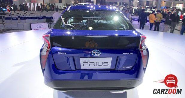 Toyota Prius Back View